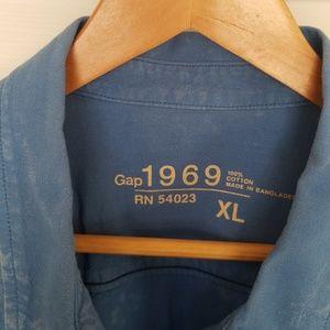 Gap EUC shirt blouse